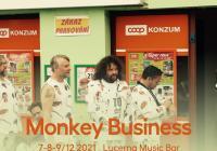 Monkey Business v Praze