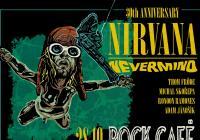 Nirvana Nevermind 30th Anniversary