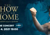 LIVE stream - The Show Must Go Home: Queenie – World Queen Tribute Band