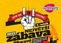 Festival Radia Kroměříž - Přeloženo na 2021