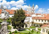 Letní koncert v barokní Vrtbovské zahradě