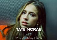 Tate Mcrae v Praze