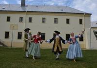 Barokní klášterní slavnost