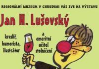 Jan Honza Lušovský