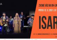 Isara – charitativní koncert on-line