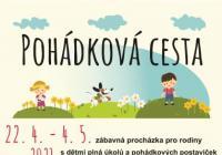 Pohádková stezka pro děti - Brno Medlánky
