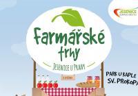 Jarní farmářský trh - Jesenice u Prahy