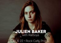Julien Baker v Praze
