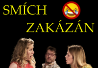 Pražské divadelní léto-Smích zakázán!