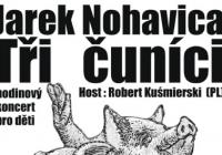 Jarek Nohavica: Tři čuníci