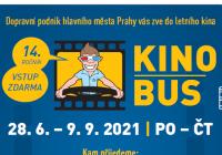 Kinobus - na stojáka v kině