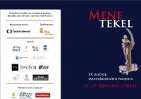 Mezinárodní festival proti totalitě Mene Tekel