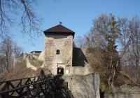 Zřícenina hradu Lukov, Lukov