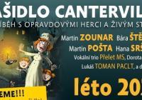Strašidlo Cantervillské na hradě Ostrava