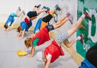 Monkey's Gym pořádá zábavné cvičení s dětmi i online!
