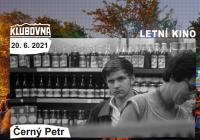 Letní kino v Klubovně - Černý Petr
