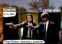 Letní kino v Klubovně - Pulp Fiction: Historky z podsvětí