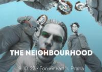 The Neighbourhood v Praze - přeloženo na 2022