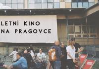 Letní kino na Pragovce / každý čtvrtek po setmění