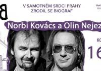 Norbi Kovács & Jaroslav Olin Nejezchleba