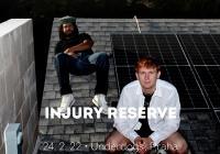 Injury Reserve v Praze
