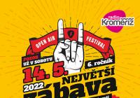 Festival Radia Kroměříž - Přeloženo na 2022