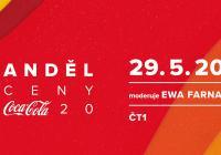 Ceny Anděl Coca-Cola 2020