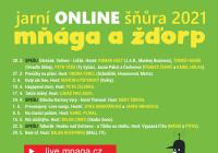 LIVE stream - Mňága a Žďorp Prvomájový, Love songs