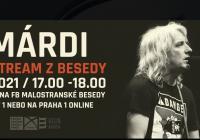 LIVE stream - Márdi