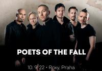 Poets of the Fall v Praze