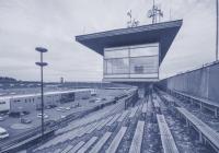 Prohlídka - Velký strahovský stadion - z tribuny na tribunu
