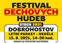 Festival dechových hudeb Dobrohostov