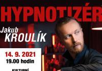 Hypnotizér v Praze | září 2021
