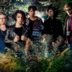 The Underground Youth + support: Peter Pan Complex