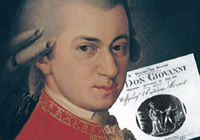 19th traditional series of Opera Mozart - Don Giovanni