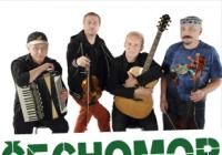 Čechomor / Kooperativa tour 2015 / host: Heroldovo kvarteto