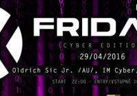 Friday FX - Cyber Edition with Oldrich Sic Jr. /AU/, Eva Porating, IM Cyber