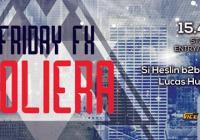 Friday FX - Voliera with Si Heslin b2b Tyler Brunton /DE/ Roman Rai, Lucas Hulan