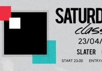 Saturday FX – Classix with Slater, Orbith