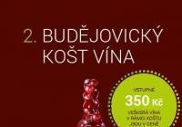 2. Budějovický košt vína