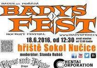 Badysfest 2016