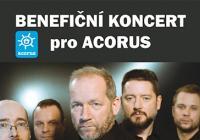 Benefiční koncert pro Acorus - David Koller