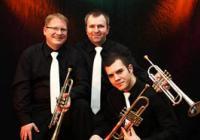 Big band trumpets