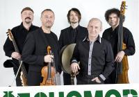 Čechomor - Kooperativa tour 2016