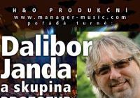 Dalibor Janda a skupina Prototyp / The Blues Connection / Host: Jiřina Anna Jandová