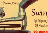 (Elektro)Swing Party: Swingfonix / DJ Štěpán Jordánek/DJ Mackie Messer