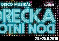 Horečka sobotní noci / muzikál Divadla Kalich