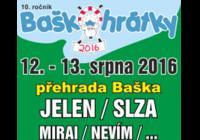 Jelen + Slza - Baškohrátky 2016