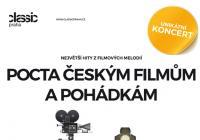 Pocta českým filmům a pohádkám