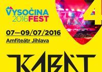 Vysočina fest 2016